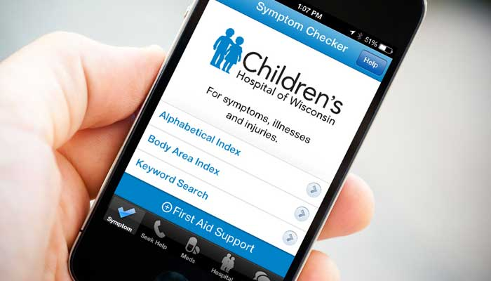 Childrens On Call Mobile App