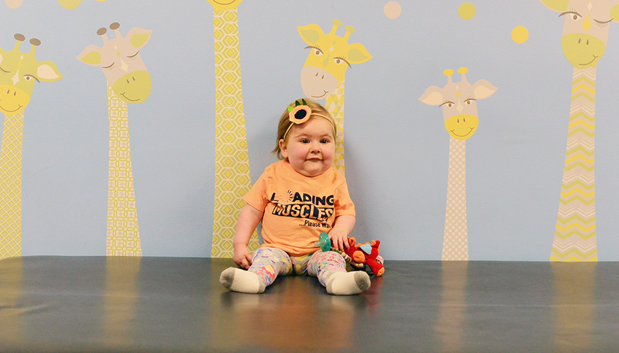 Lucy was first kid to get new SMA treatment at Children's Hospital of Wisconsin