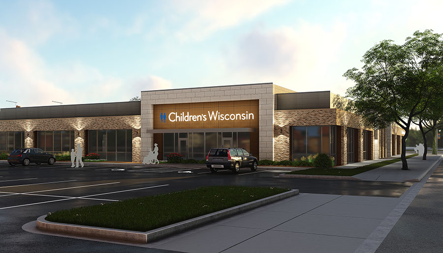 Children's Wisconsin south side clinic proposed