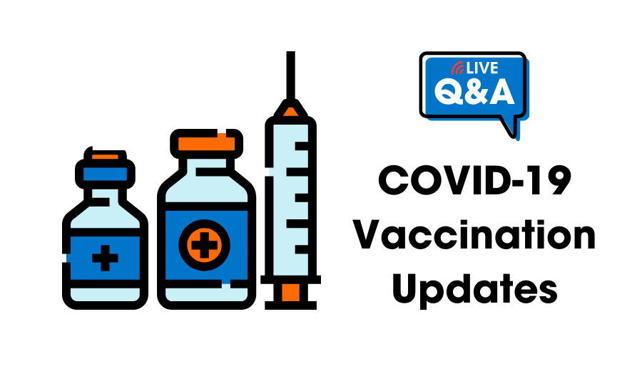 COVID-19 vaccine live streams Children's Wisconsin